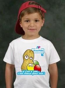 Tshirt pour allergiques