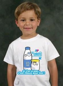 T-shirt pour allergiques