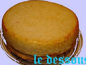 Fond de tarte sans gluten de Mathilde