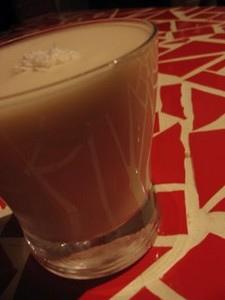 Crème à la noix de coco sans oeufs sans gluten sans arachide
