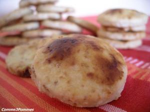 Biscuits feta noix sans oeufs