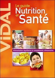 Guide Vidal Nutrition et Santé