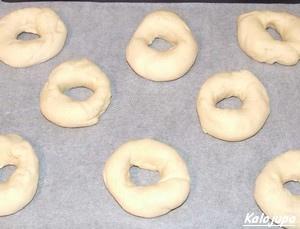 Doughnuts (donuts) sans oeufs