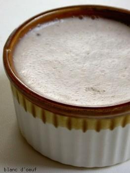 Panacotta au lait de coco et à la cannelle sans lait sans oeufs