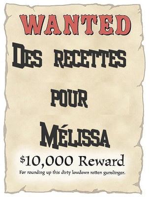 Wanted - Recherche