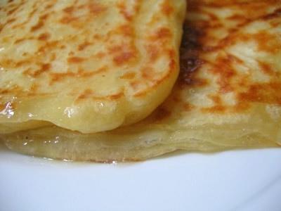 Feuilletés au miel ou msmen sans oeufs
