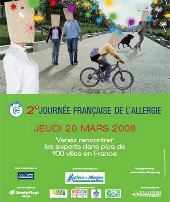 2è Journée de l'Allergie