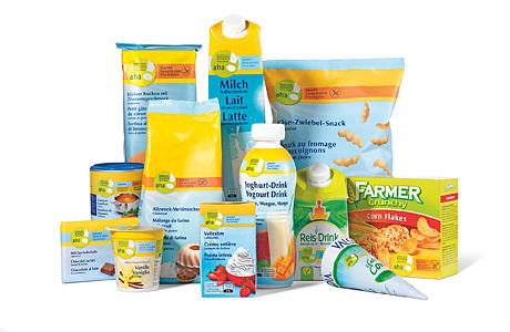 Migros produits pour allergiques