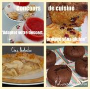 Concours de recettes sans gluten