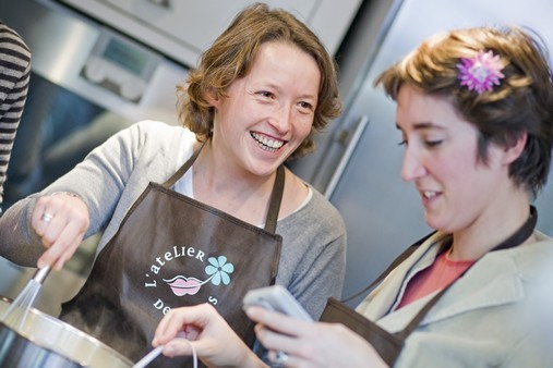 Des cours de cuisine sans oeufs sans gluten sans lactose l 39 atelier des sens - Cours de cuisine sans gluten ...