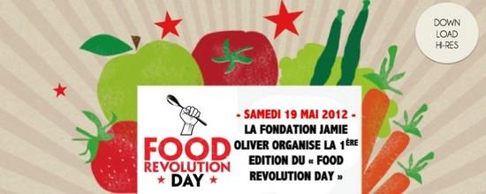 Food Revolution Day - Jamie Oliver