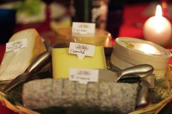 Plateau de fromages ©Jérémy Couture licence CC BY 2.0