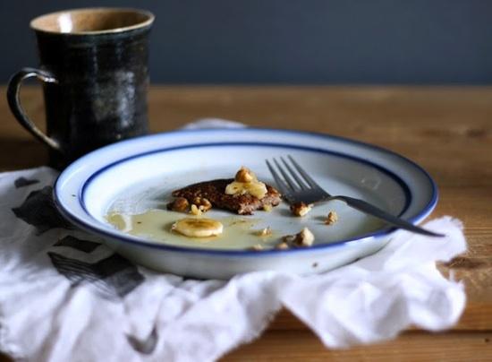 pancakes banana bread sans gluten sans lait. Black Bedroom Furniture Sets. Home Design Ideas