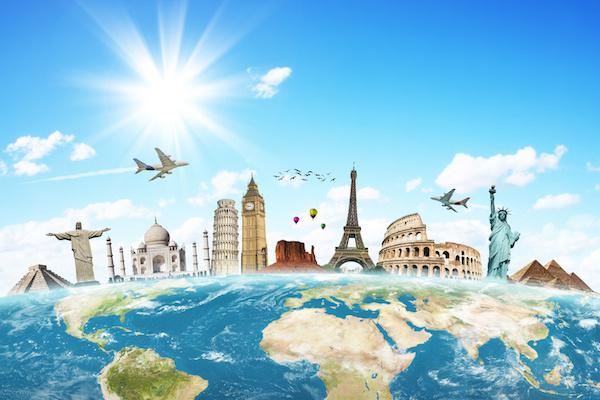 Voyager autour du monde ©SalFalko CC BY-NC 2.0