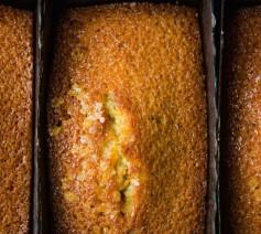 Financiers sans gluten au sirop d'érable ©Patrice Pâtissier