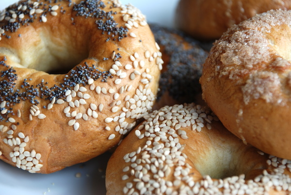 Bagels ©Claire Sutton licence CC BY-NC-SA 2.0
