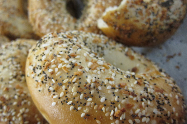 Bagels ©EffieY licence CC BY-NC-ND 2.0