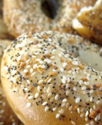 Bagels ©Effie Yang CC BY-NC-ND 2.0