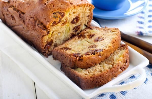 Cake aux figues et aux grains de fenouil