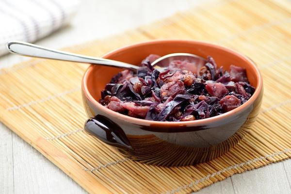 Chou Rouge Au Wok - Cuisiner du chou rouge