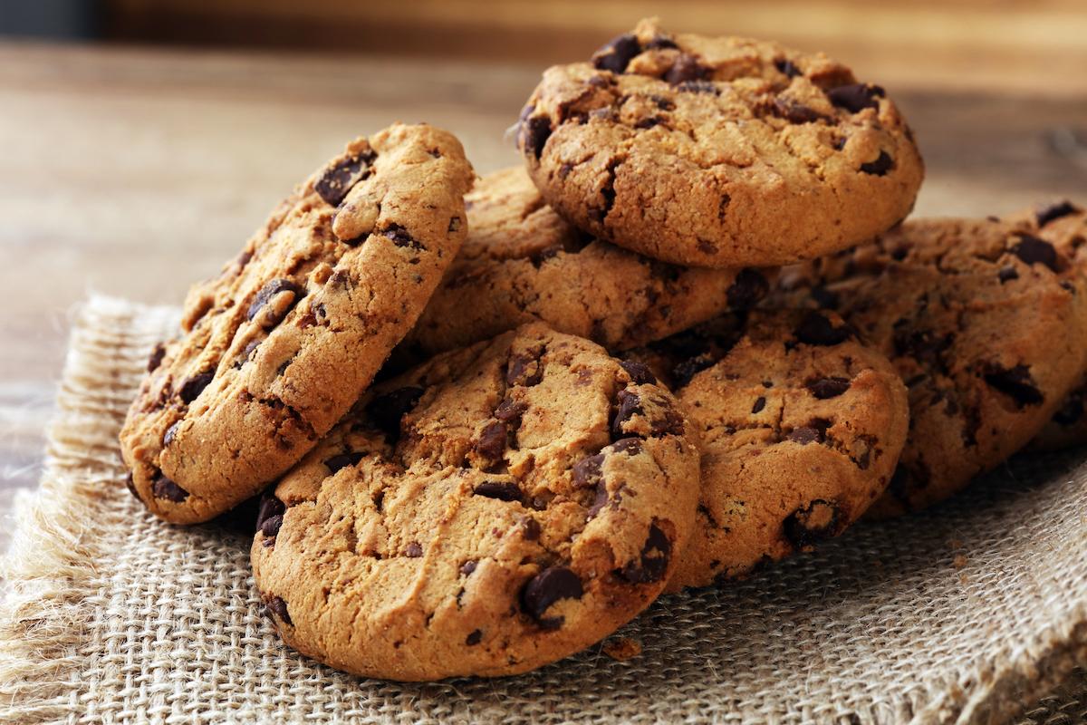 Cookies aux pépites de chocolat ©beats1 shutterstock