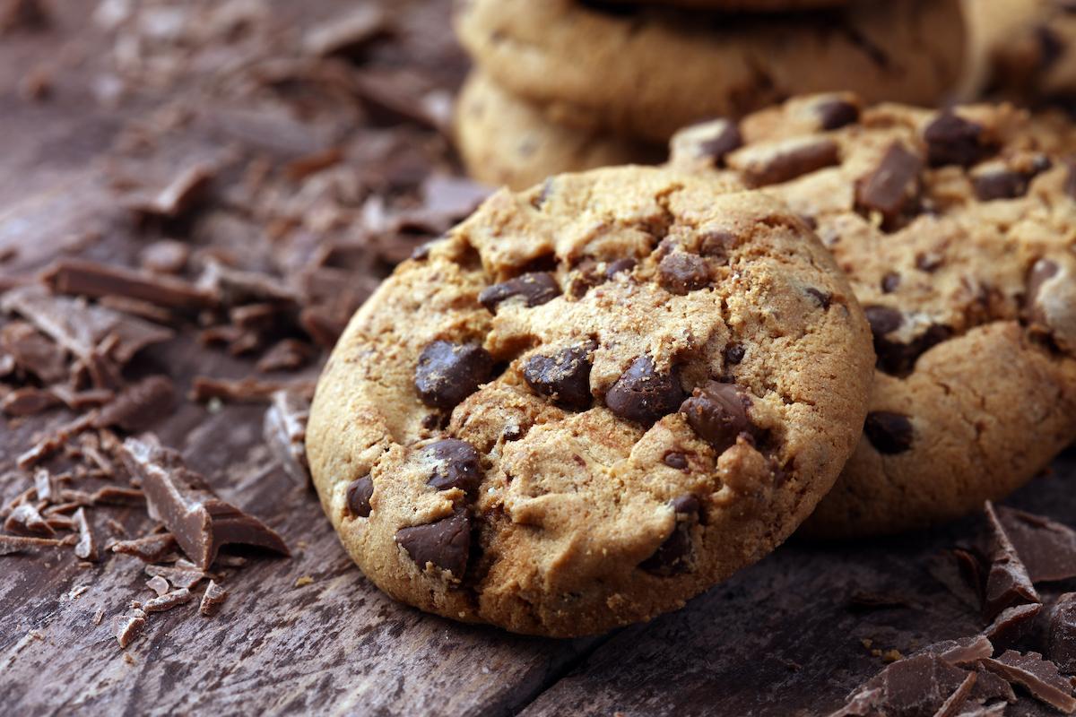 Cookies aux pépites de chocolat ©beats1. shutterstock