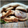 FIgues et farine de châtaignes