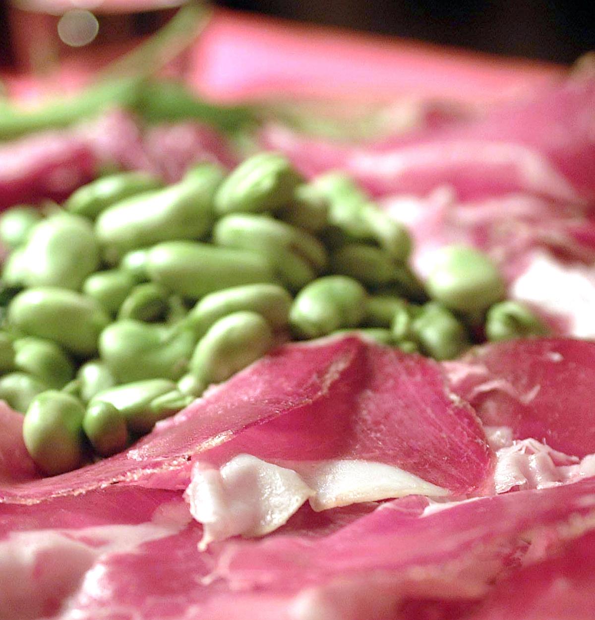 Fèves et jambon ©simona flamigni shutterstock
