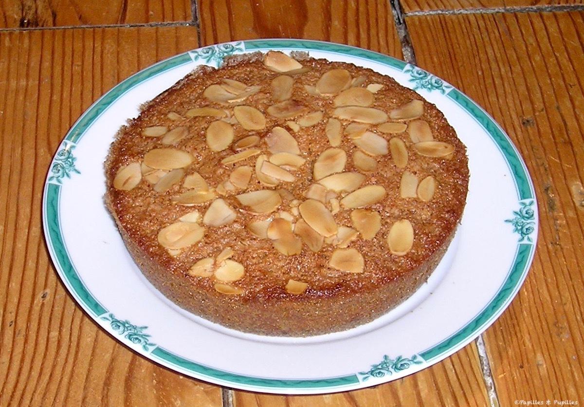 Gâteau Maury aux amandes