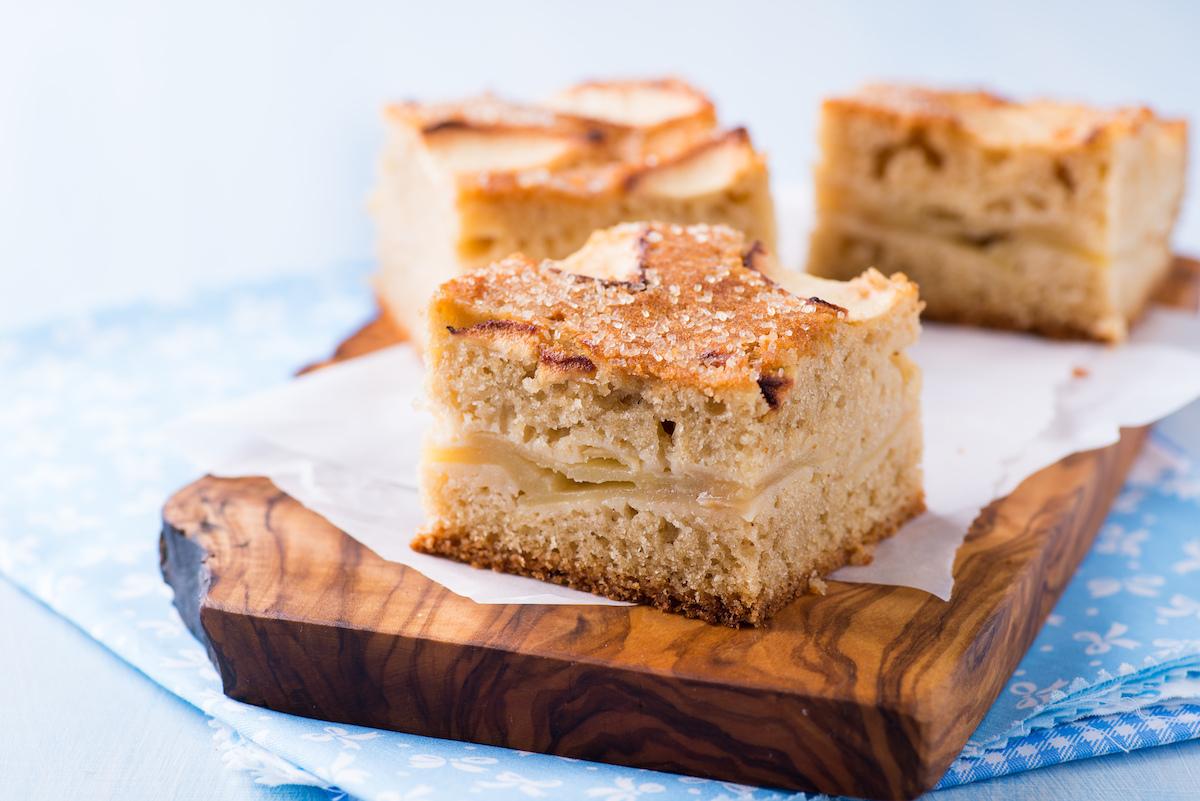 Gâteau aux pommes © Katerina Belaya shutterstock