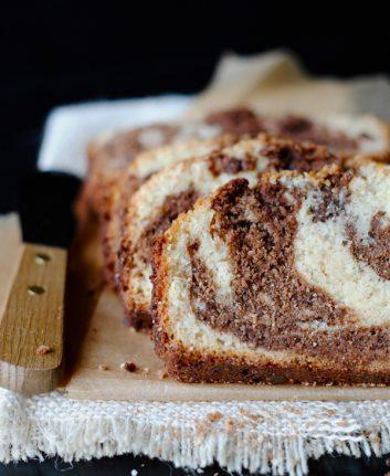 Gâteau marbré ©Howto simplify licence CC BY-NC 2.0