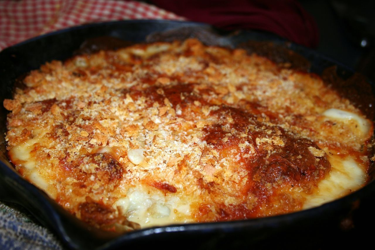 Gratin de navet aux noisettes ©Abstract Gourmet licence CC BY-NC-ND 2.0
