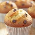 Muffins aux pépites de chocolat © Elena Shashkina shutterstock