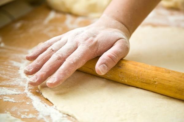 Pâte sablée sucrée © vita pakhai shutterstock