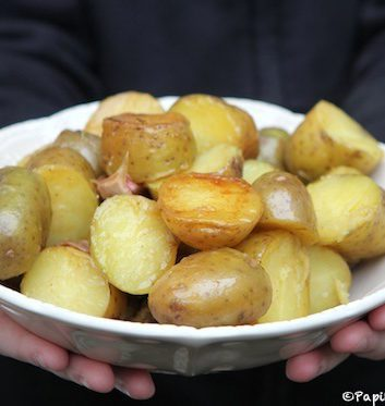 Pommes de terre - Desherber au gros sel ...
