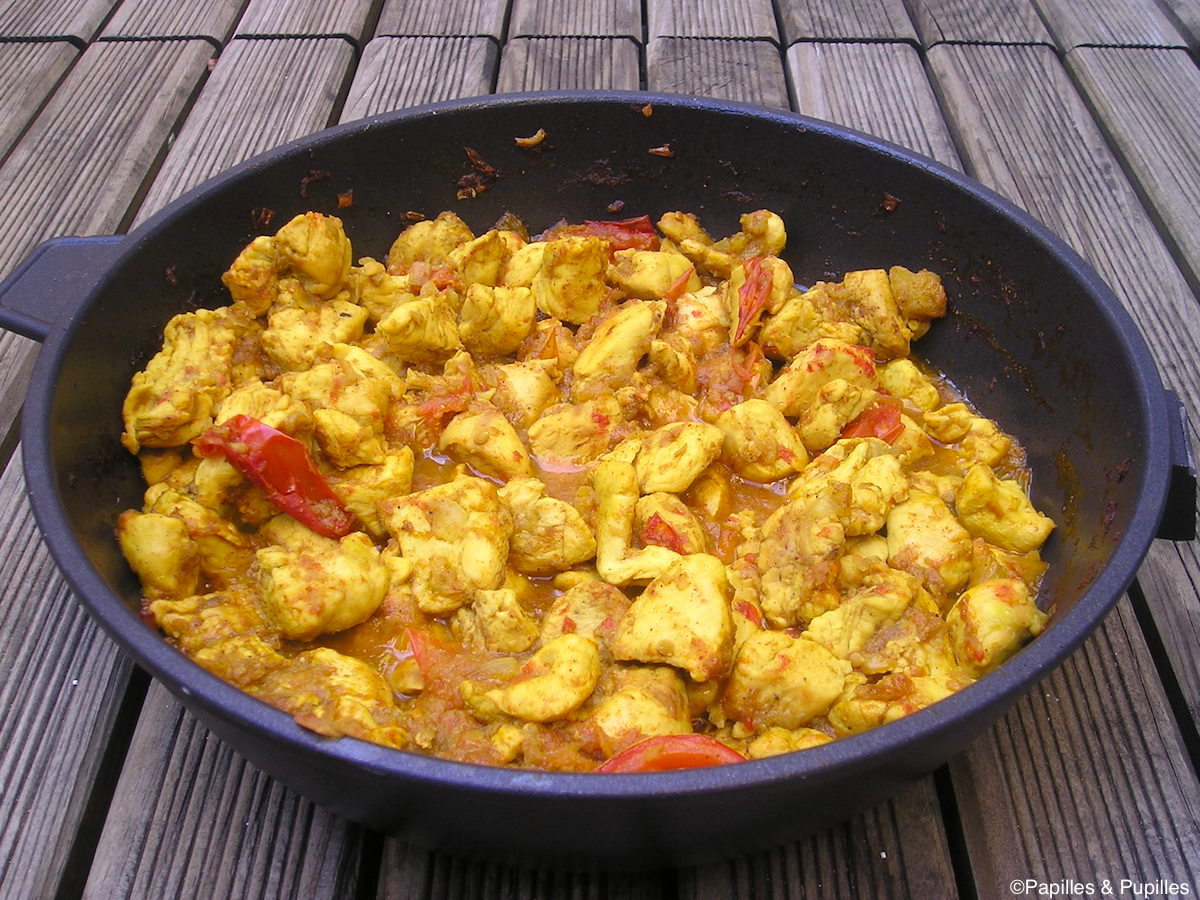 Poulet au curry - Cuisine poulet au curry ...