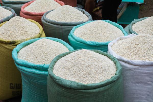 Riz blanchi © gtstudio shutterstock