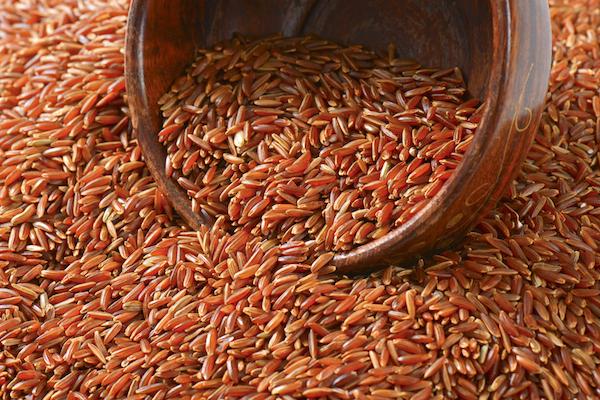 Riz rouge ©Tobik - shutterstock