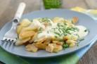 Salade de topinambours © Lilyana Vynogradova shutterstock