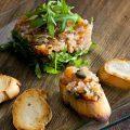 Tartare de saumon ©PHB.cz shutterstock