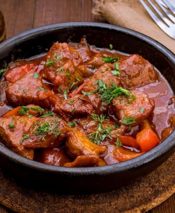 Tendrons de veau aux carottes ©Ratov Maxim shutterstock