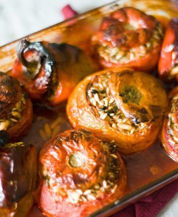 Tomates farcies ©hlkjgk-CC-BY-SA-20