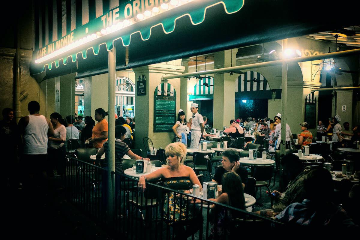 Café du Monde Nouvelle Orléans