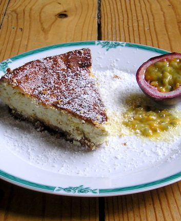 Cheesecake Caraïbos
