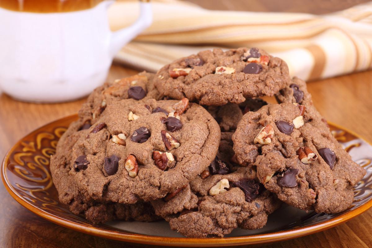 Cookie au chocolat et noix de pécan ©Charles Brutlag shutterstock