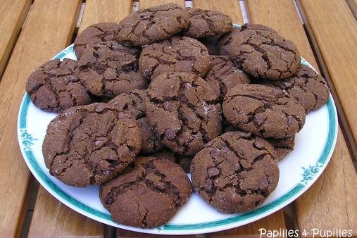 Cookies à la mélasse