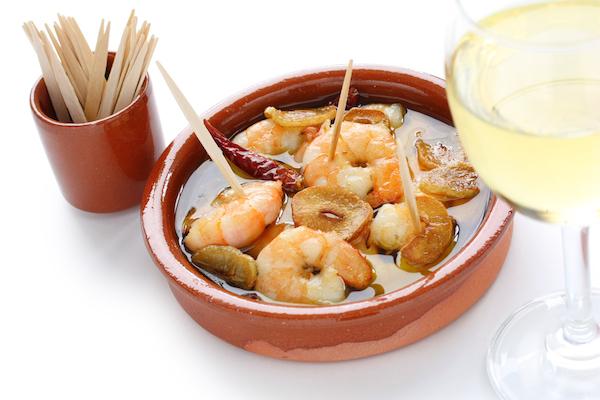 Crevettes marinées ©bonchan shutterstock