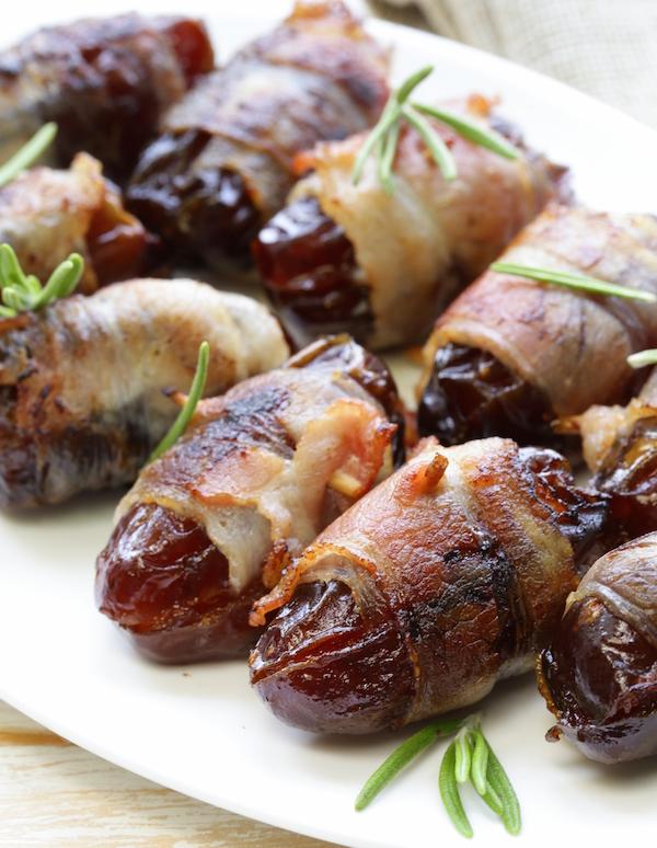 Dattes au bacon © Dream79 - shutterstock