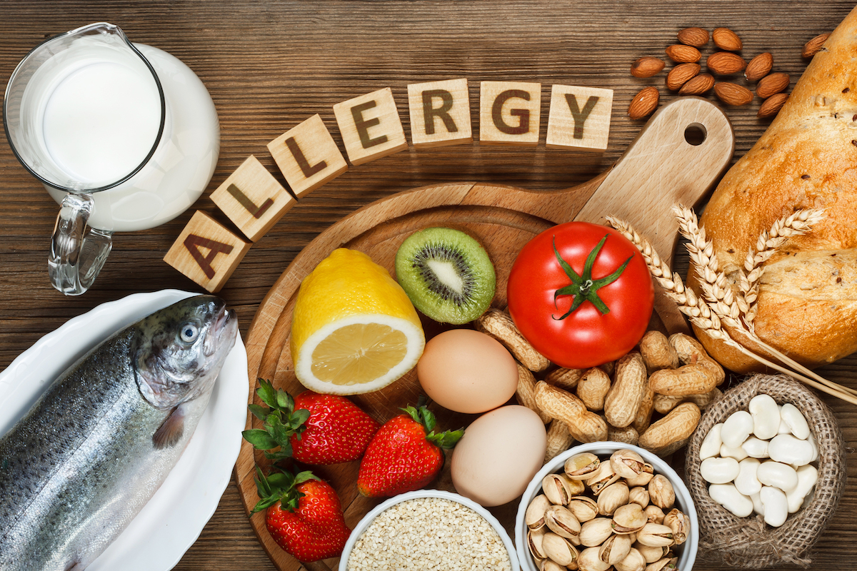 Allergies alimentaires ©Evan Lorne shutterstock