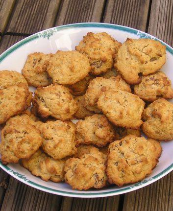Biscuits aux figues et aux céréales
